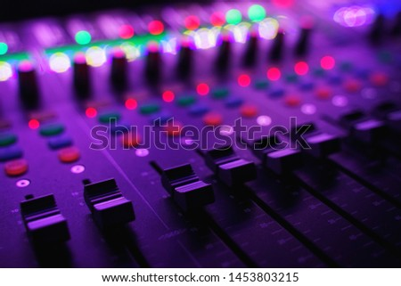 Mixers Audio Interfaces In The Pub #1453803215
