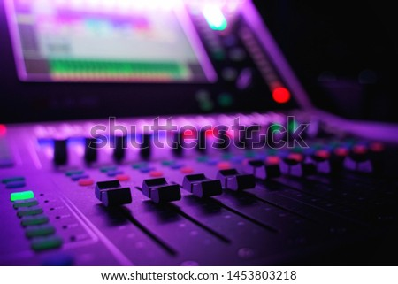 Mixers Audio Interfaces In The Pub #1453803218