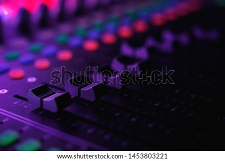 Mixers Audio Interfaces In The Pub #1453803221
