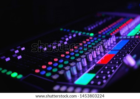 Mixers Audio Interfaces In The Pub #1453803224