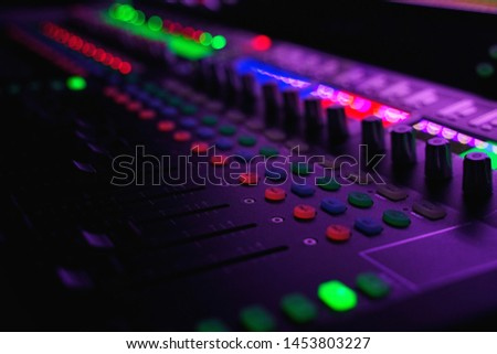 Mixers Audio Interfaces In The Pub #1453803227