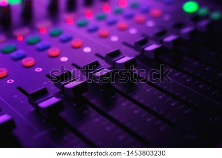 Mixers Audio Interfaces In The Pub #1453803230