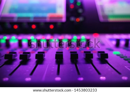 Mixers Audio Interfaces In The Pub #1453803233