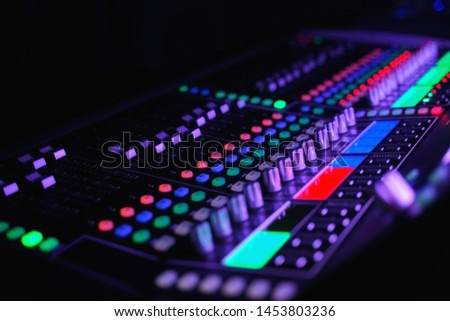 Mixers Audio Interfaces In The Pub #1453803236
