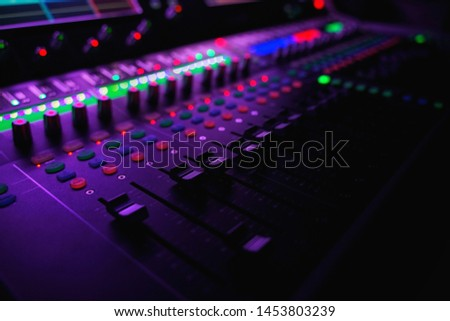 Mixers Audio Interfaces In The Pub #1453803239
