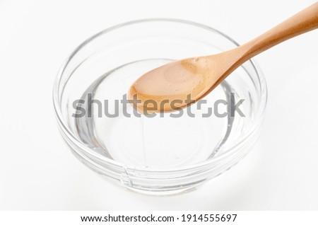 Mizuame, malt syrup, starch syrup Photo stock ©