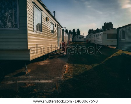 Pleasant Mobile Home Park Images And Stock Photos Avopix Com Home Interior And Landscaping Palasignezvosmurscom