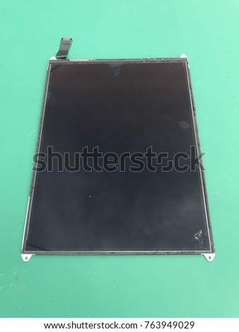 Mobile screen part #763949029