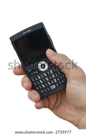Mobile Technology - stock photo