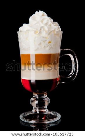 mocha cocktail