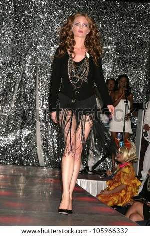 Model at a special red carpet event for New Universal Records artist \'Alexandra\'. Ivar, Hollywood, CA. 03-31-09