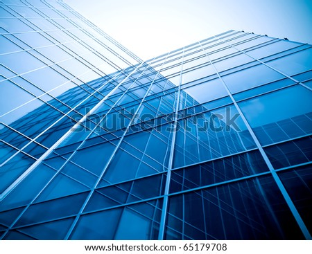 modern abstract architecture #65179708