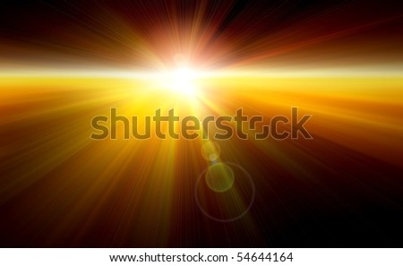 modern abstract background light