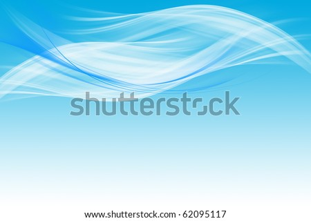 Modern abstract background of blue