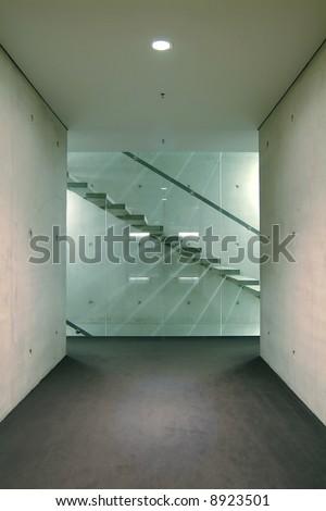 modern architecture, interior