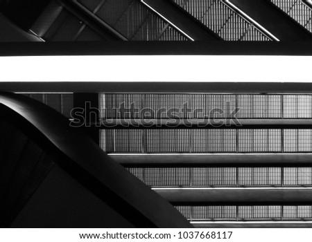 modern architecture interior roof, maxxi zaha