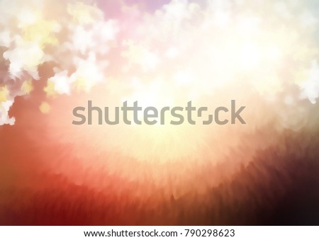 modern art beautiful colorful graphic digital design   abstract texture smooth background #790298623