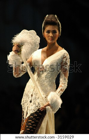 Fashion Show Kebaya Modern