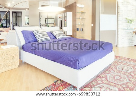 modern beautiful apartment in...