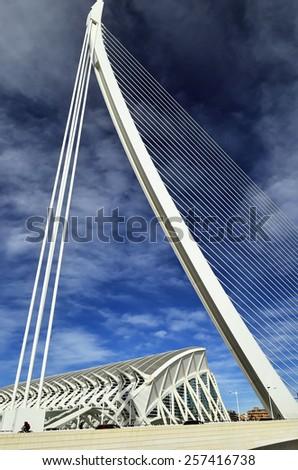 modern bridge #257416738