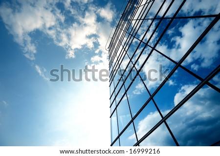 Modern building #16999216