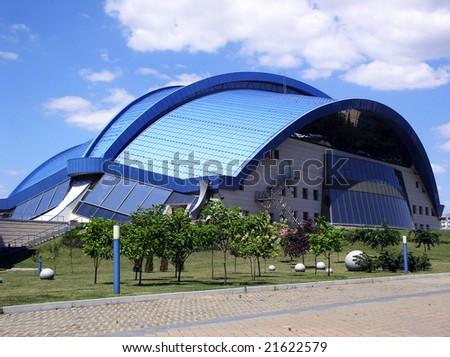 modern building #21622579