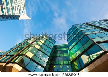 Modern Building #246289018