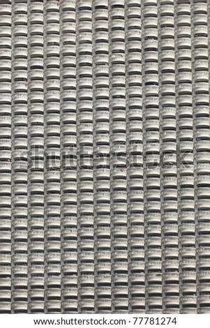 modern building abstract background, bangkok, thailand