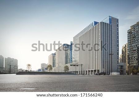 modern buildings #171566240