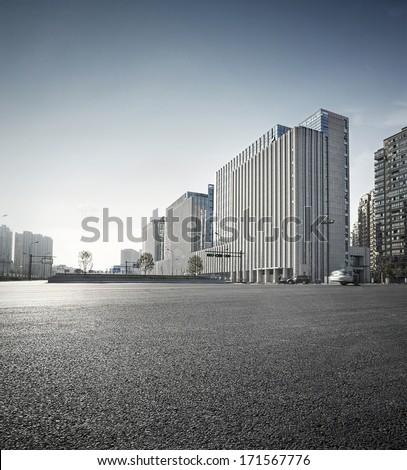 modern buildings #171567776