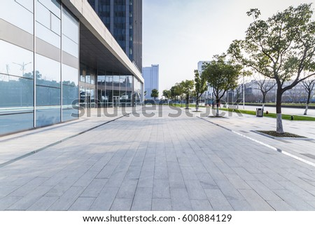 modern business office building exterior