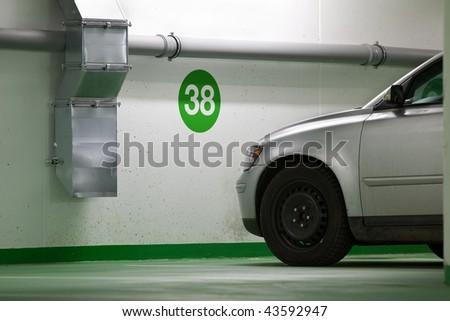 Hillside luxury home design inspiration dk decor - Underground Car Garage Designs Interior Design