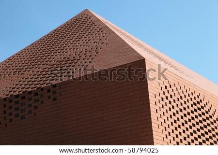 Modern Church Aula