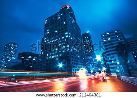 Shutterstock Modern City at Night