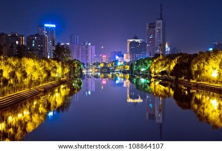 Modern city landscape, Beijing