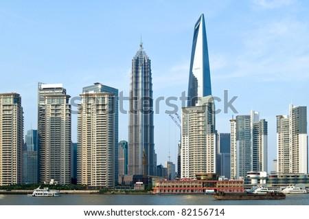 modern city-shanghai