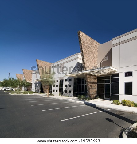 Modern Commercial store or officeFacility