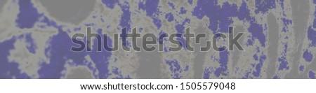 Modern Contemporary Prints Patterns. Silver Cute Modern Contemporary Prints Background. Brush Elegant Paint. Dreamy Concrete Artwork. Watercolor Paintings.