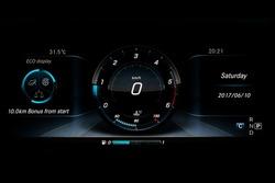 Modern Digital Car Dashboard