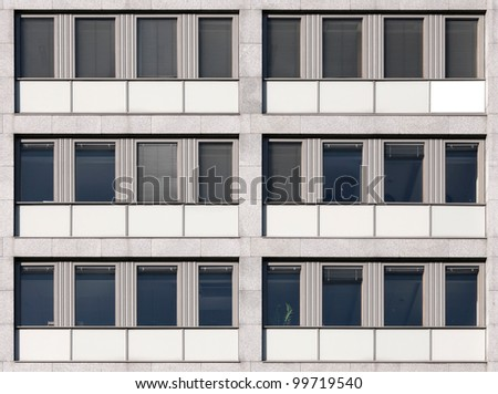 Office Building Seamless
