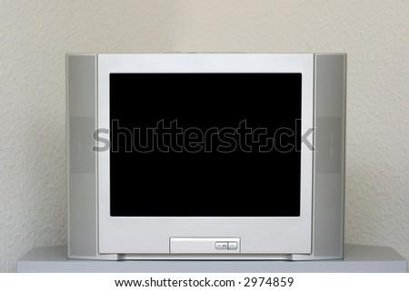 Modern flat stereo Tv