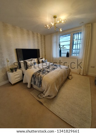 Modern Furnished Bedroom