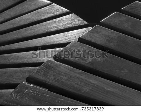 Modern furniture geometries #735317839