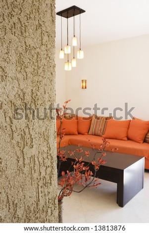 Modern Living Room Sets on Modern Furniture Set Living Room In Cottage   The Living Room