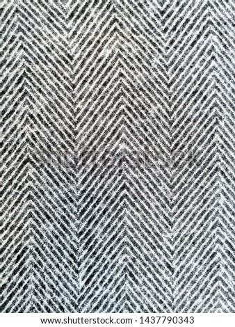 Black and white strip fabric Images and Stock Photos - Page