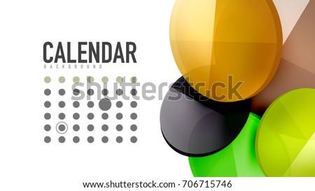 Modern geometric presentation background. Business concept or digital technology element, brochure or flyer design for web banner layouts #706715746