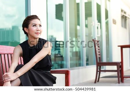 modern girl , celebrity , thailand , asian