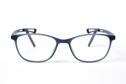 Modern Glasses eye wear for kids and children on white background