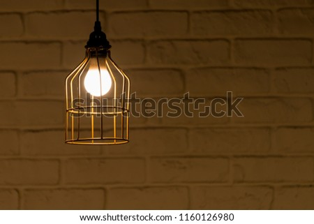 Modern golden wire frame ceiling lamp interior lighting bulbs decoration contemporary #1160126980