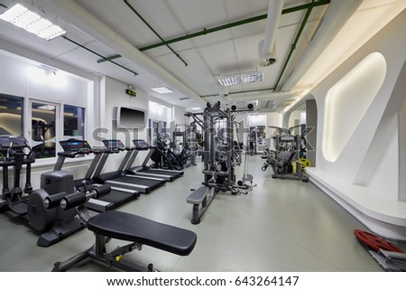 Gym room images and stock photos page avopix